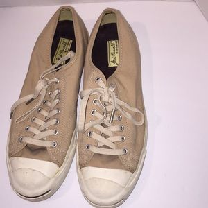 Jack Parcell Converse Sneakers